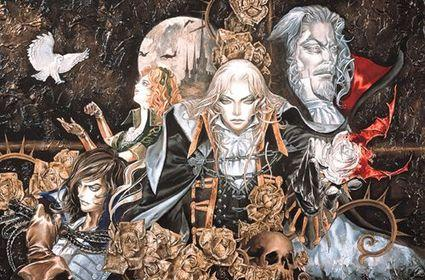 Castlevania: Symphony of the Night now downloadable