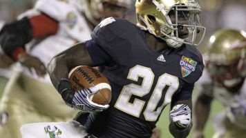 Ex-Irish RB indicted on murder charge