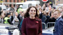 Diese Outfits trug Herzogin Kate im Jahr 2017