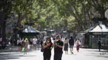 Barcelona back under lockdown as virus cases surge