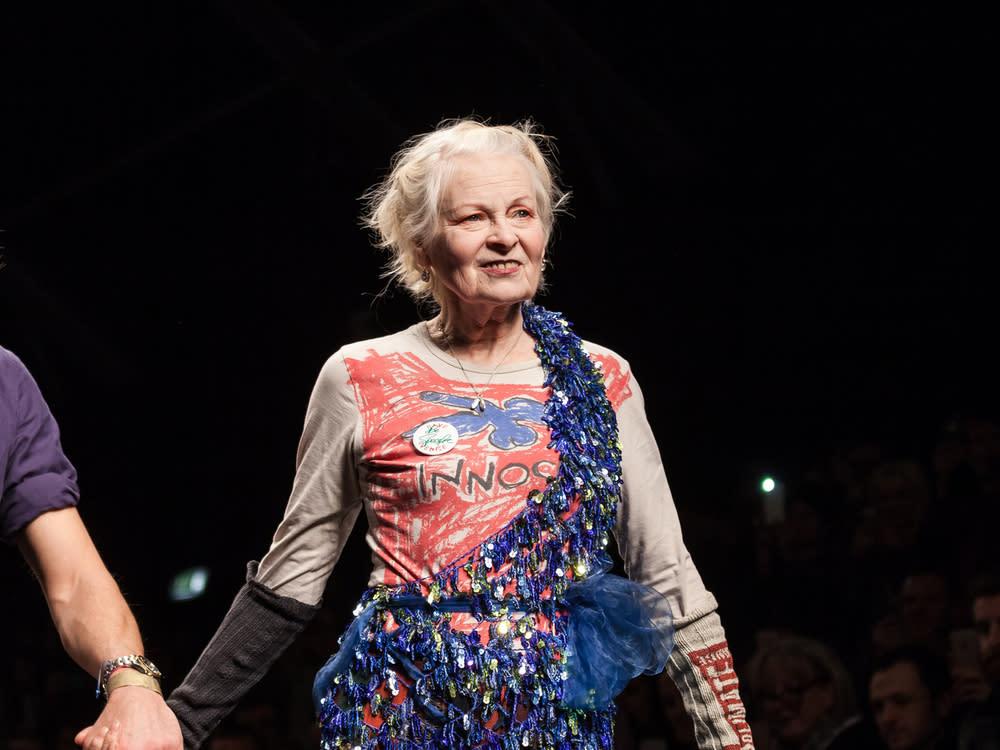 Vivienne Westwood: Die Erfinderin der Punk-Mode wird 80