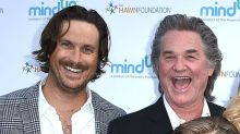 Oliver Hudson Recalls How Kurt Russell Made Him Destroy His Own Car as a Teenager