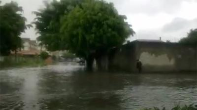 Why You Shouldn't Bike In a Flood