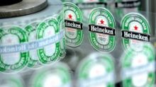 Heineken profits hit by currency volatility including pound plunge