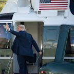 Trump to hold departure ceremony at Joint Base Andrews on morning of Biden inauguration