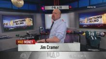 Cramer's lightning round: Don't touch the stock of Albema...