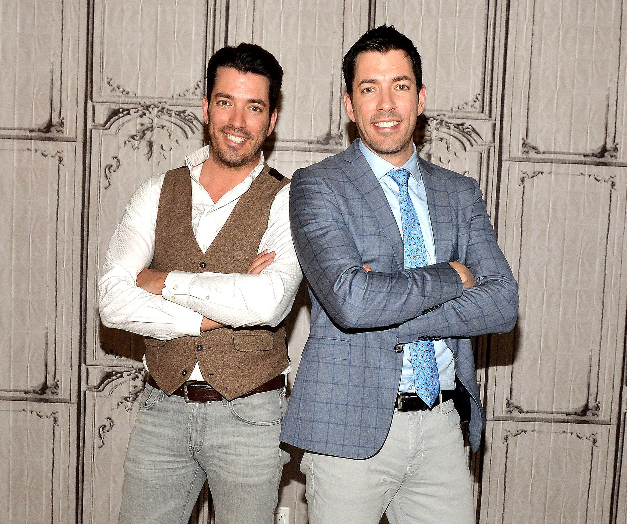 The property brothers are good to do some babysitting for Does chip carter gaines have siblings