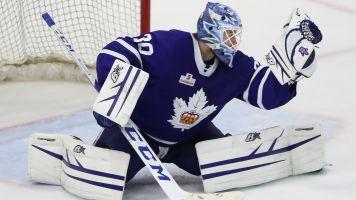 Maple Leafs waive goaltender Kasimir Kaskisuo