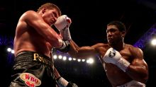 'Beast mode': Anthony Joshua's knockout combo wows fans