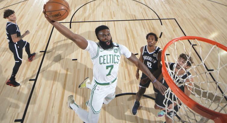 Celtics put the league, Raptors on notice after shredding the Nets