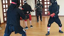 Singapore sword-fighting group revives a slice of medieval European history