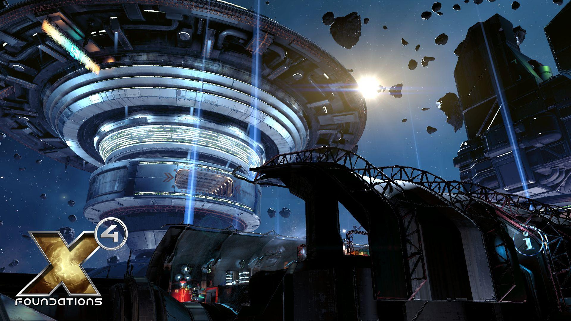 Weekly PC download charts: 'X4 Foundations' launches to