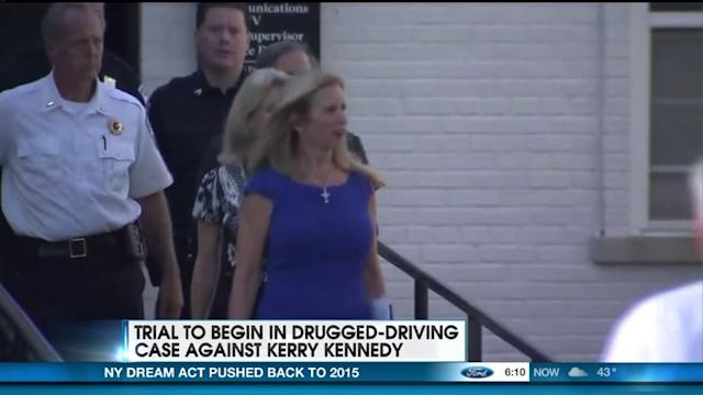 Kennedy Drugged-Driving Trial Set To Begin