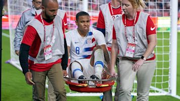 McKennie expected to miss several weeks