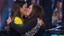 Susana Vieira beija Rodrigo Lombardi, Ivete Sangalo e Faustão em programa