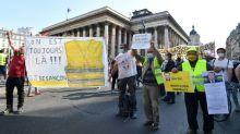 10% des Français soutiennent encore l'action des gilets jaunes