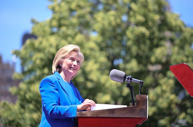 Russian hackers targeted Clinton's email before the elections