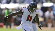 Falcons pressing fantasy questions: Julio Jones may give owners heartburn