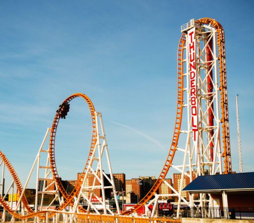 The Surprising Health Benefit of Riding Roller Coasters