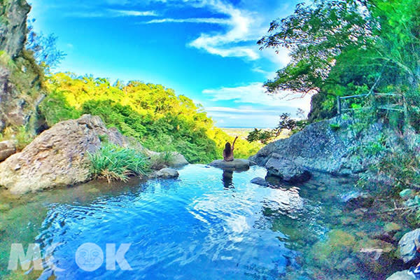 猴洞坑瀑布 (圖片提供/everlasting707)