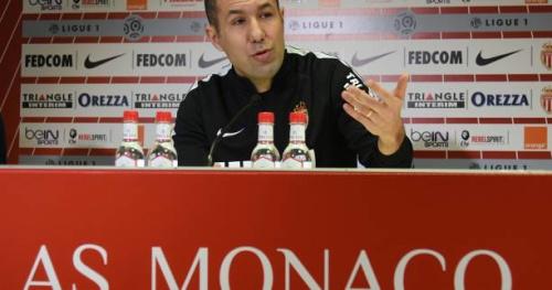 Foot - L1 - ASM - Leonardo Jardim : «Monaco était plus fort»