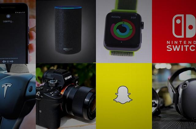 Tech that defined the decade