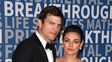 Mila Kunis and Ashton Kutcher make (an adorable) rare red carpet appearance