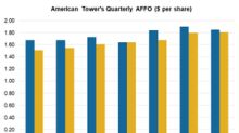 American Tower Tops Q3 2018 Estimates, Raises 2018 Outlook