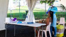 """Covid-19 : """"La fermeture des restaurants et des bars ne me paraît pas être une réponse efficace"""", juge la présidente du conseil départemental de Guadeloupe"""