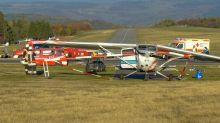 Schock auf der Wasserkuppe: Flugzeug tötet drei Menschen
