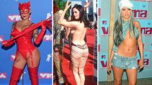 MTV VMAs: Most outrageous red carpet looks of all time