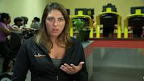 Undercover Boss - Interview with Jacqueline (Retro Fitness)