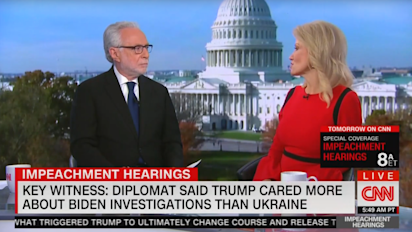 Tense exchange with Kellyanne Conway on CNN