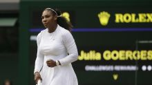 Serena Williams cruises into Wimbledon final with 6-2, 6-4 win over Julia Goerges
