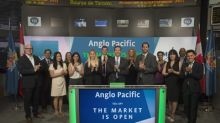 Anglo Pacific Group PLC Opens the Market