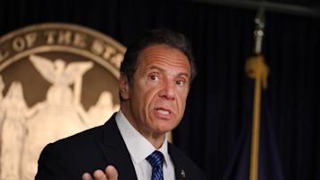 Gov. gives N.Y. teams the thumbs-up to reopen