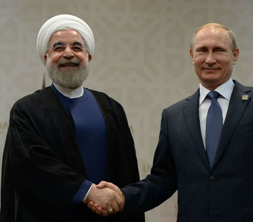 Vladimir Putin and the Shiite Axis