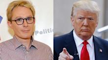 Clay Aiken Apologizes for Defending Trump: 'I Am a F***ing Dumba**'