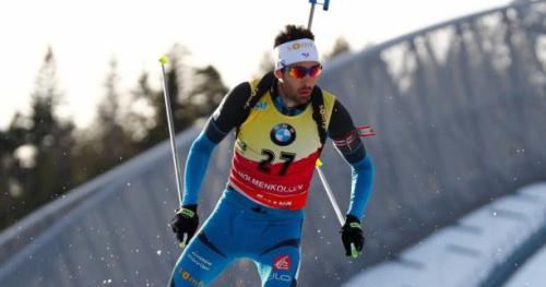 Biathlon - ChF - Martin Fourcade forfait pour les Championnats de France d'été