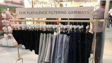 Estos pantalones bloquean el olor de tus gases y flatulencias