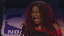 Chaka Khan's national anthem performance at NBA All-Star game gets roasted on Twitter