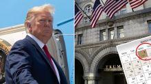 Subtle change by Trump hotel highlights disturbing theory
