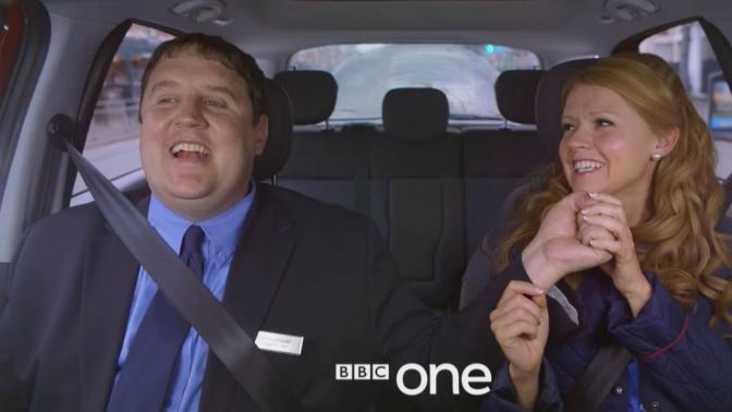 "Peter Kay promises Car Share will ""resolve"" cliffhanger"