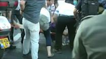 Religious assailant stabs six at Jerusalem Gay Pride march