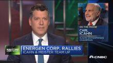 Carl Icahn: Energen is undervalued