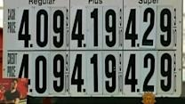 The effect of high gas prices on the economy