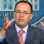 Trump aide Mulvaney says was 'absolutely not' asked to resign