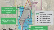 Advantage Lithium announces an updated resource estimate of 3.0 Mt LCE at Cauchari