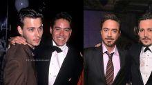 傳Iron Man力撐好友 邀Johnny Depp加入《福爾摩斯3》