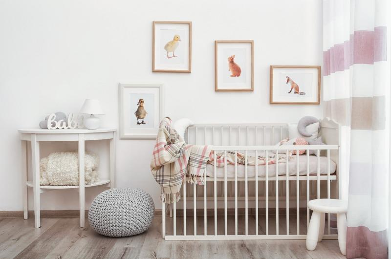 Shopping Guide: Furnishings For Your Gender-Neutral Nursery